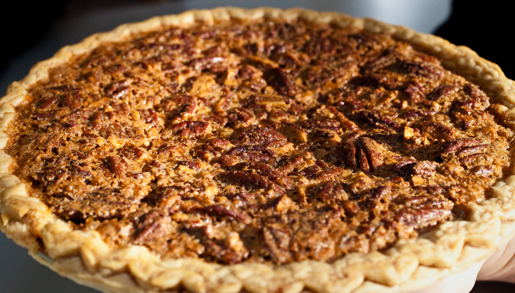 Pecan Pie Round-Up - Gazing In