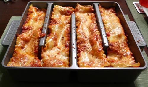 Simple Lasagna Pan And A Recipe Gazing In
