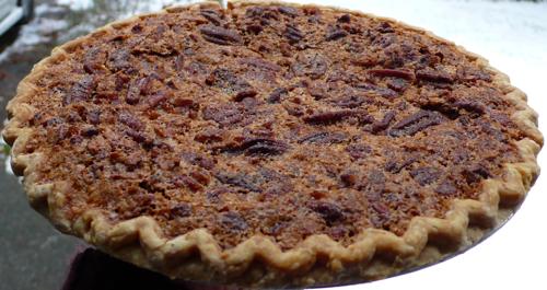Pecan Pie Round-Up - Gazing In
