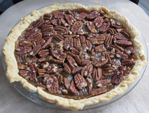 maple syrup pecan pie with pie crust recipe vegan