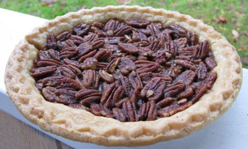 Maple Syrup Pecan Pie with Pie Crust Recipe (Vegan)