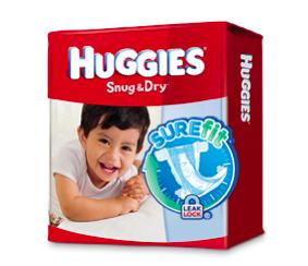 Huggies_Snug & Dry
