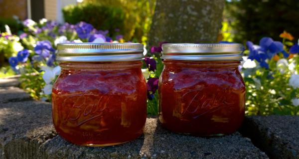 Small Batch Strawberry Jam