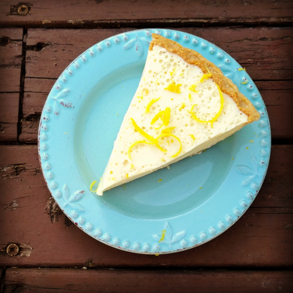 The Cheesecake Bible – Lemon Cheesecake