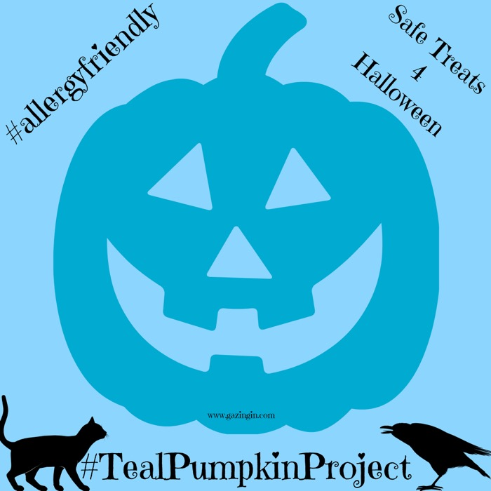 Fear and Loathing of Halloween & The Teal Pumpkin Project