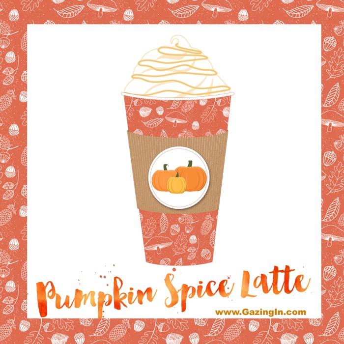 Pumpkin Spice Latte (PSL)