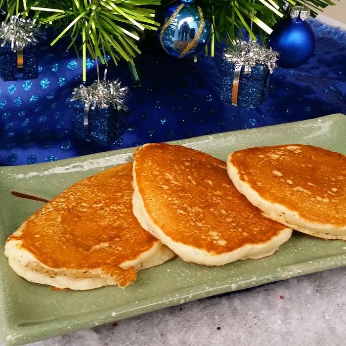 Pancakes For Breakast
