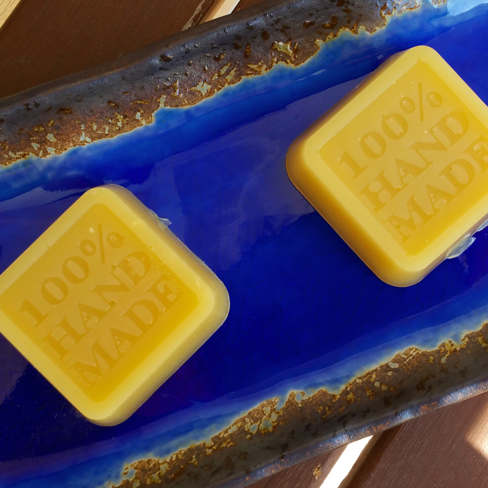 Handcrafting Melt and Pour Soap: Milk and Honey Soap