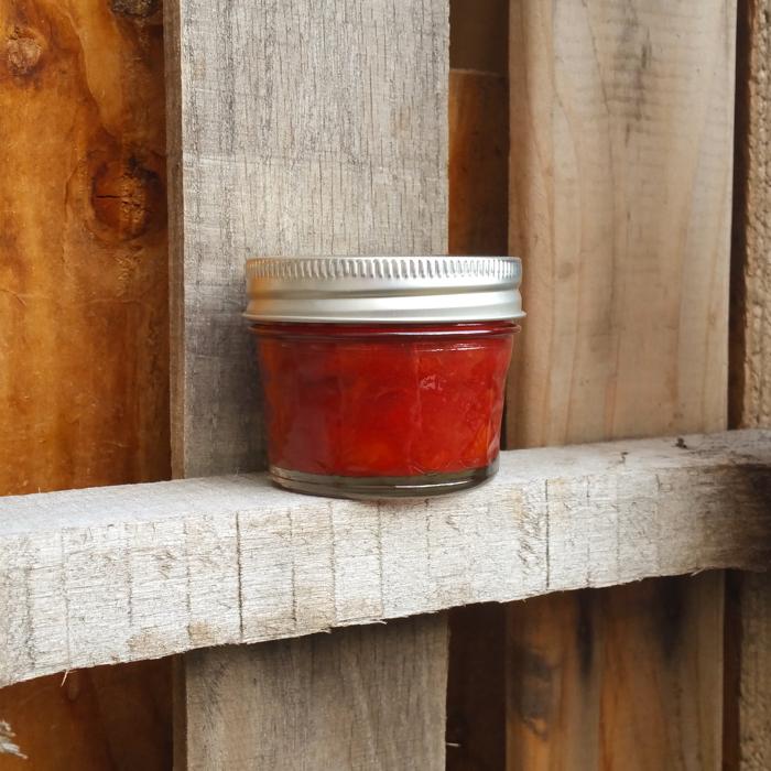 Spiced Orange Plum Jam